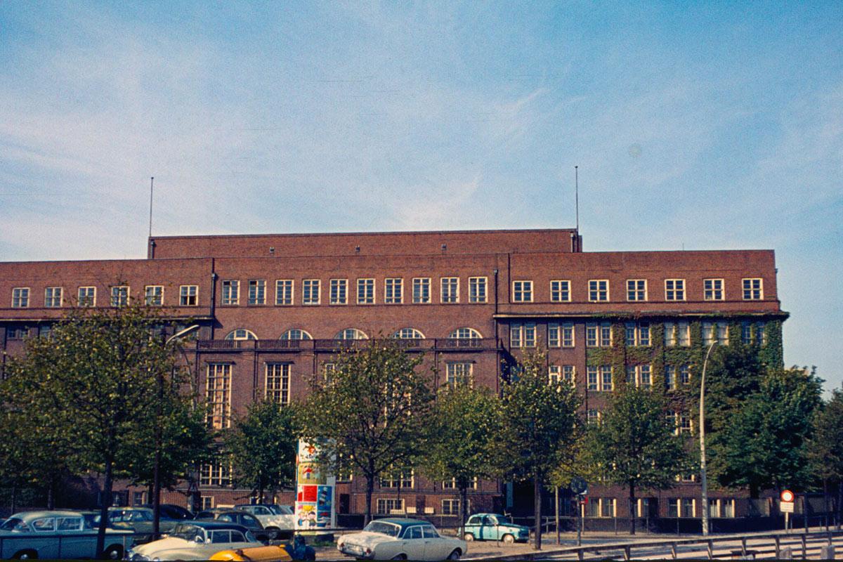 Klosterschule 1964