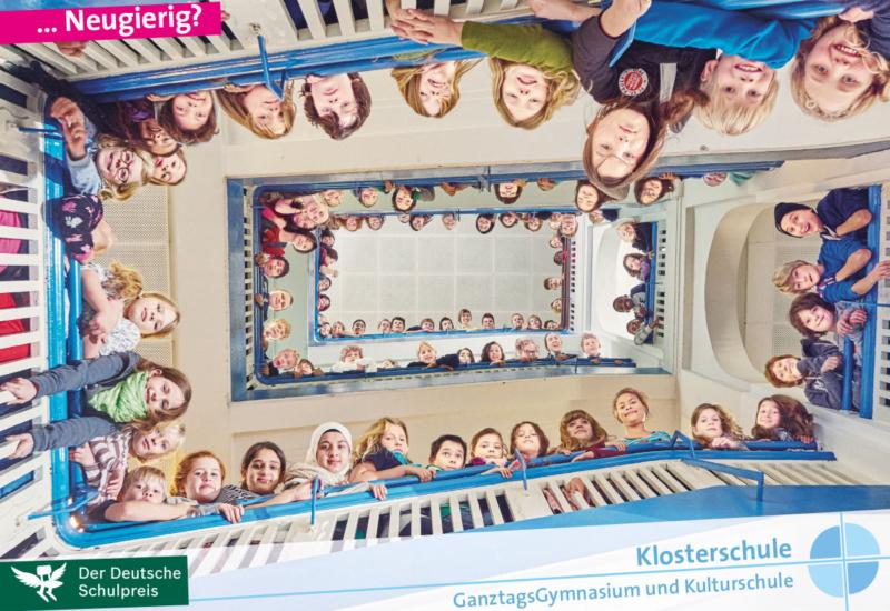 Schulbroschüre Klosterschule
